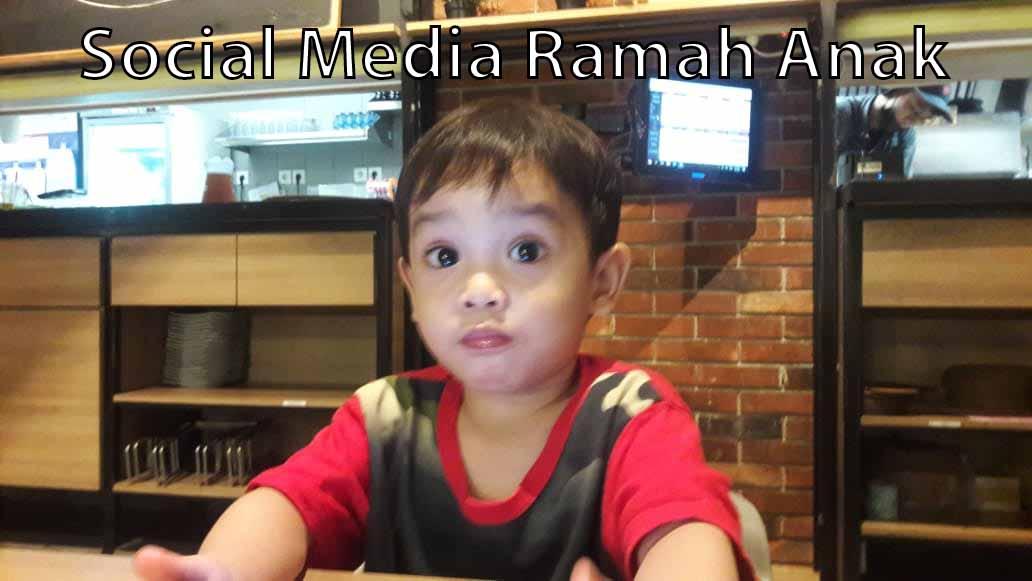 Social Media Ramah Anak